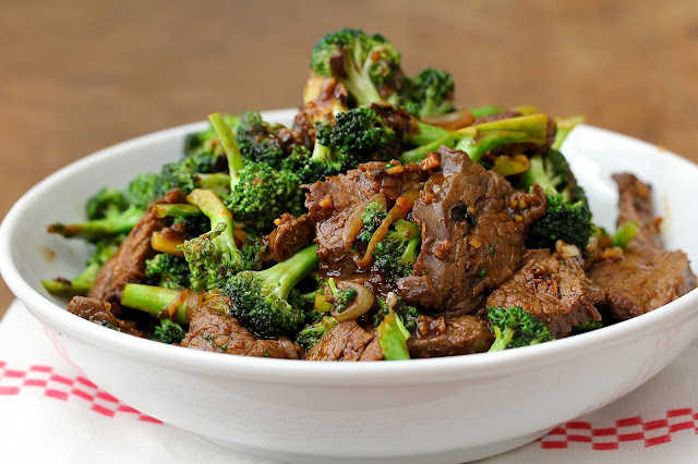 Stir-Fried Beef and Broccoli | Wok Wednesdays