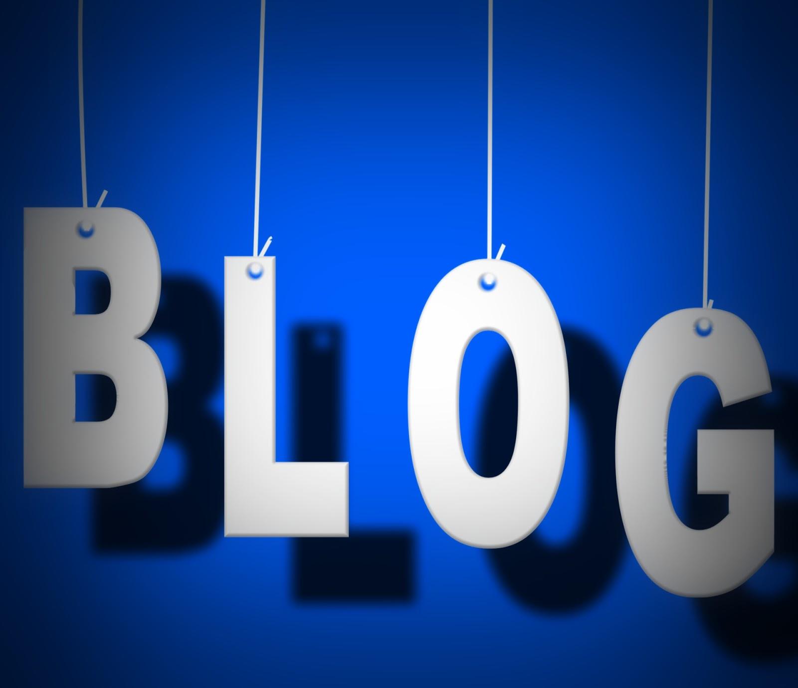 7 wcieleń blogera
