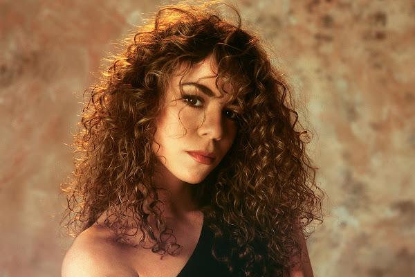 MARIAH CAREY THE LIVE DEBUT - 1990