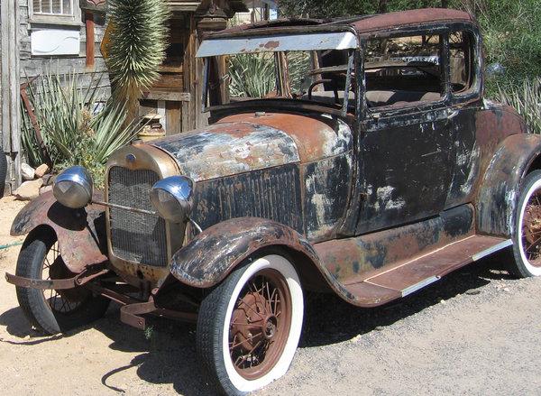 ¿Comprar y restaurar un auto usado? - El nuevo proyecto