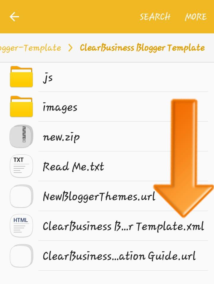 Android phone ke jareya Blog theme kaise change kare