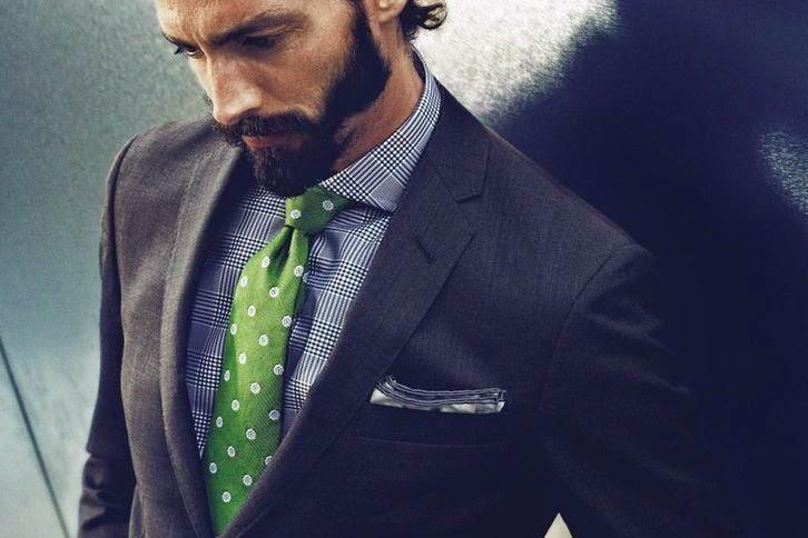 několik užitečných rad jak nosit oblek