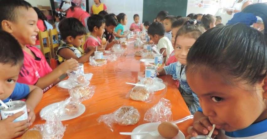 QALI WARMA: En Tumbes 364 comités de alimentación escolar gestionarán y vigilarán servicio alimentario 2018 - www.qaliwarma.gob.pe