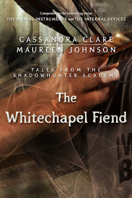 The Whitechapel Fiend #3