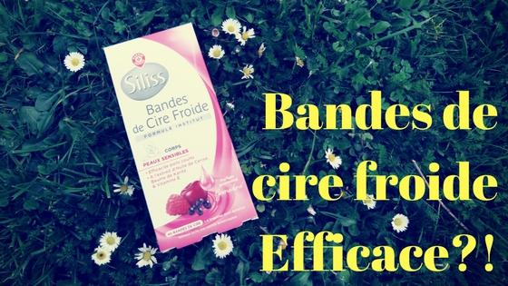 Bandes de Cire Froide - Formule Institut - Parfum Gourmand Grenade - Siliss Leclerc