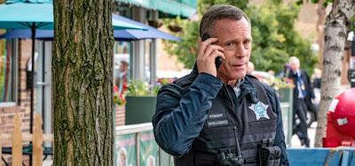 Hank Voight (Jason Beghe) usa seu 'jeitinho', na maioria das vezes, para chegar até a verdade