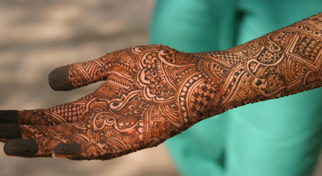Latest Karva Chauth Mehndi Designs