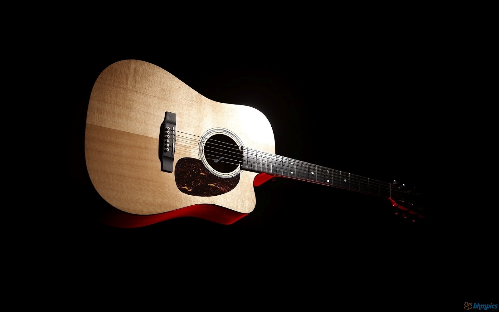 Acoustic Wallpaper: Free Best Pictures: Acoustic Guitar Wallpapers