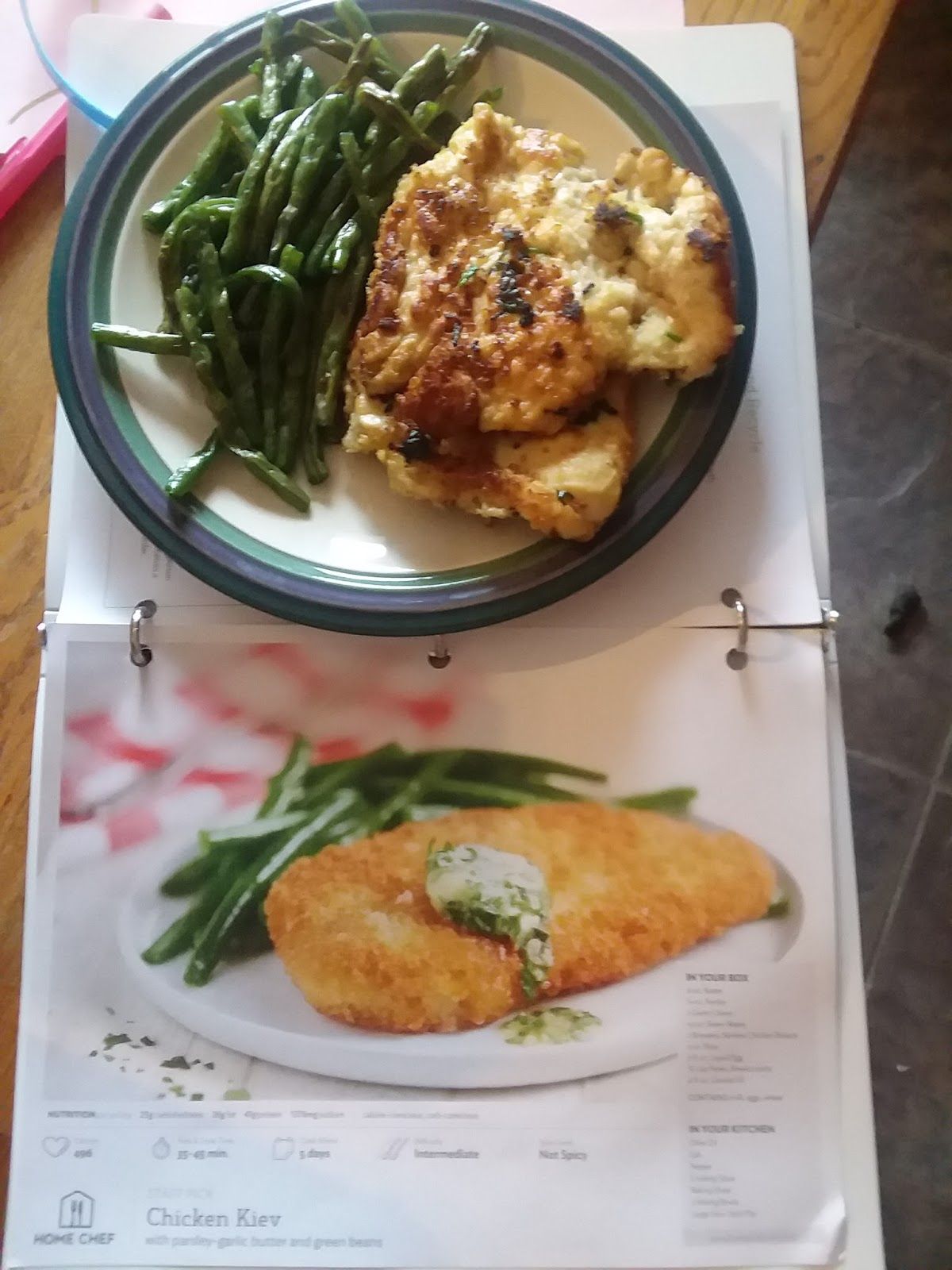 chicken kiev cooking instructions