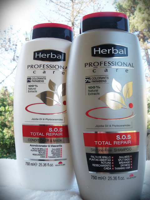 Herbal Profissional Care S.O.S Total Repair