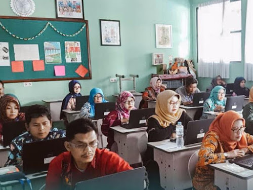 Tes kepala sekolah Disdik Kota Bandung
