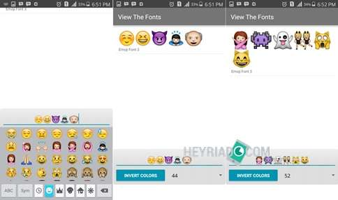 Cara Membuat Emoji iPhone di Android