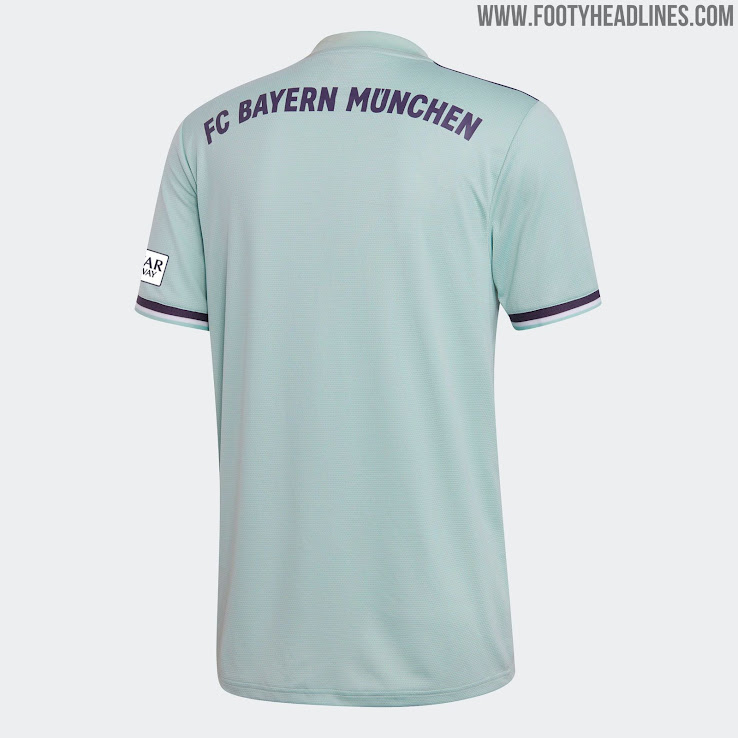 690db294f3b Bayern Munich 18-19 Away Kit Released - Footy Headlines