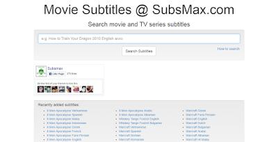 3 Situs untuk Download Subtitle FILM Berbahasa Indonesia 3
