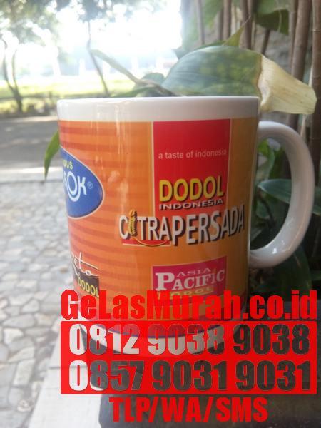 DRINKING JAR SOUVENIR JAKARTA