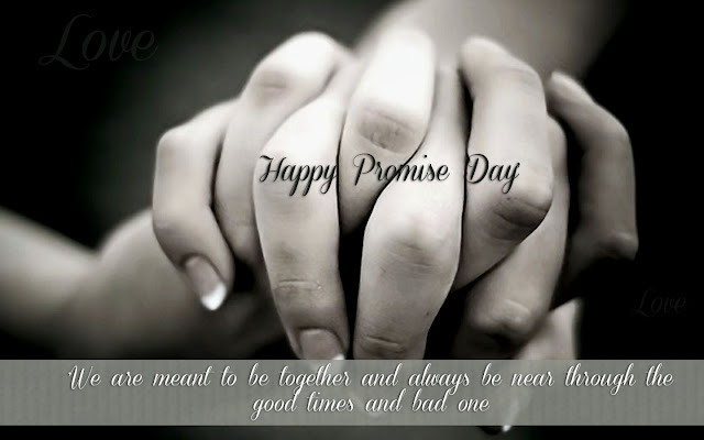 Happy Promise day 2017