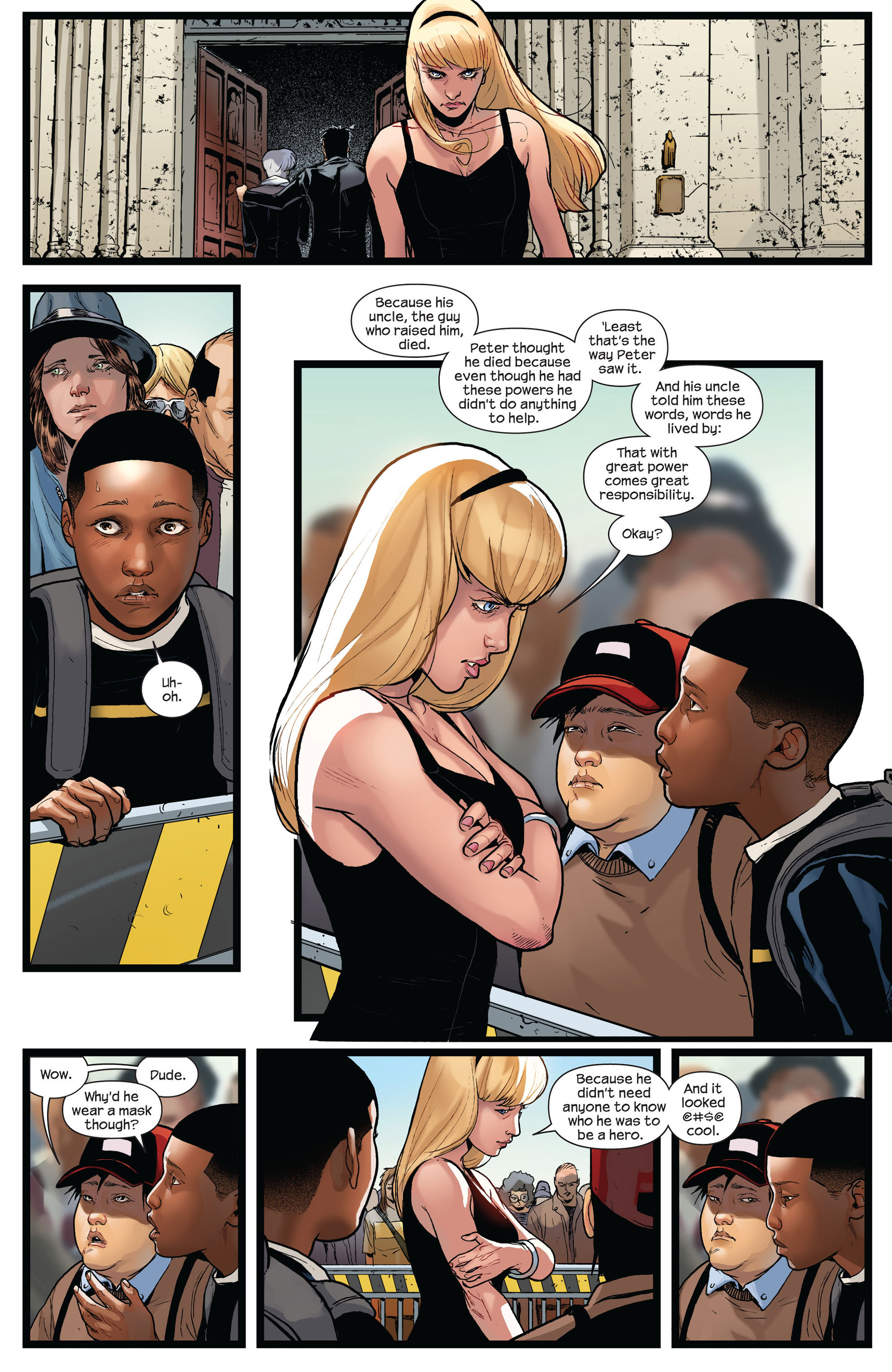 Read online Ultimate Comics Spider-Man (2011) comic -  Issue #4 - 14