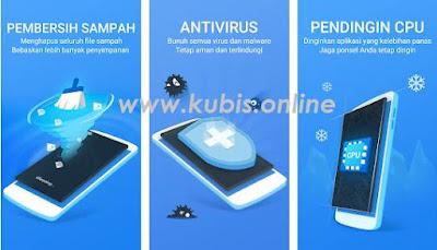 Ini Dia Aplikasi Pembersih Android Terbaik Dan Ringan