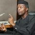 Osinbajo reacts to INEC's postponement of elections