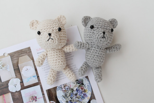 amigurumi calendar crochet