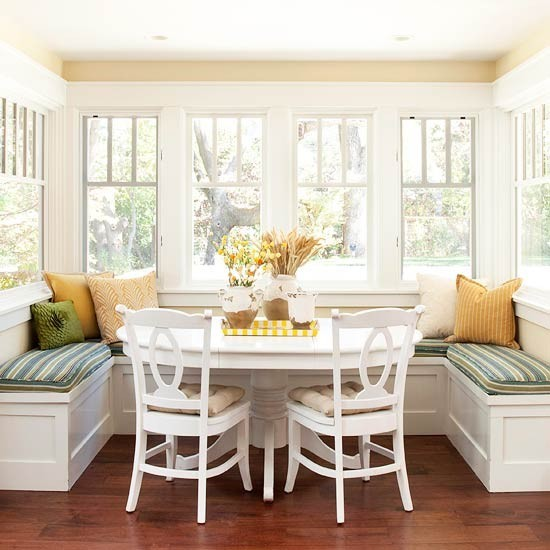 Sunroom Dining Room Creative: Innovative Dining & Breakfast Nooks