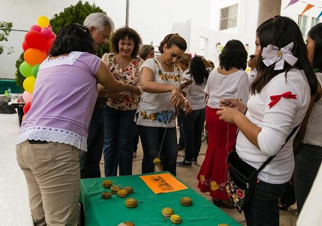 Con rodeo y feria, festejan Día del Niño en el Caimede