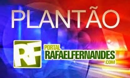 Dupla assalta homem em saída de banco em Pau dos Ferros