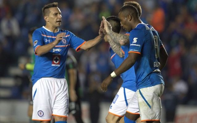 Cafetaleros vs Cruz Azul en vivo