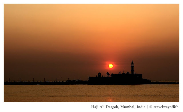 India: Planning a Stopover in Mumbai - Haji Ali Dargah - Ramble and Wander