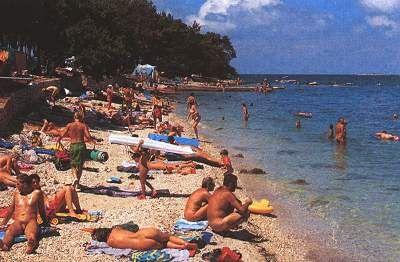 Beach nude croatia dubrovnik