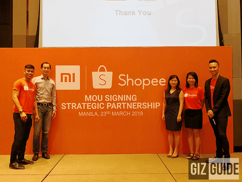 Xiaomi official Shopee Philippines store now open!
