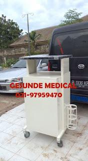 Trolley UGD Rumah Sakit