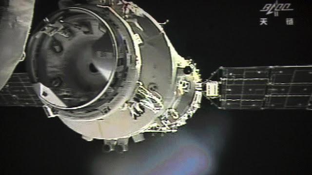¿España, Rusia o Argentina? Calculan dónde podría caer la tóxica estación espacial china Tiangong-1