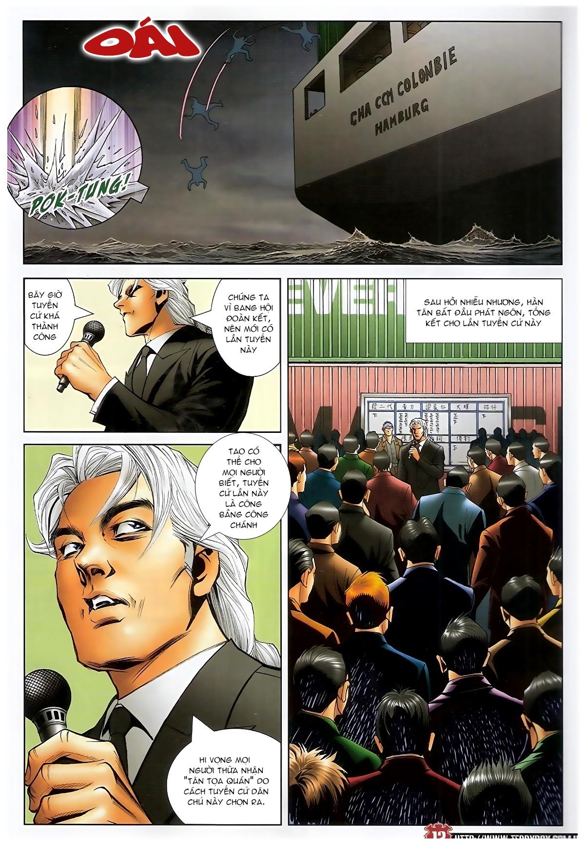 Người Trong Giang Hồ - Chapter 1495: Thiên lý truy hung - Pic 11