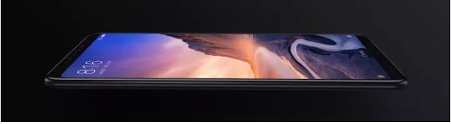هاتف شاومي مي ماكس Xiaomi Mi Max 3 الهاتف العملاق الجديد
