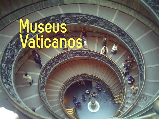 Museus Vaticanos, dicas para visitar