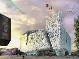 Der italienische Pavillon auf der Expo 2015
