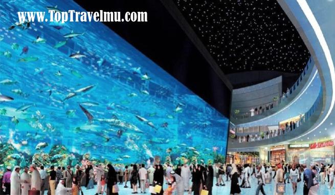 Dubai Mall - Umroh Plus Dubai