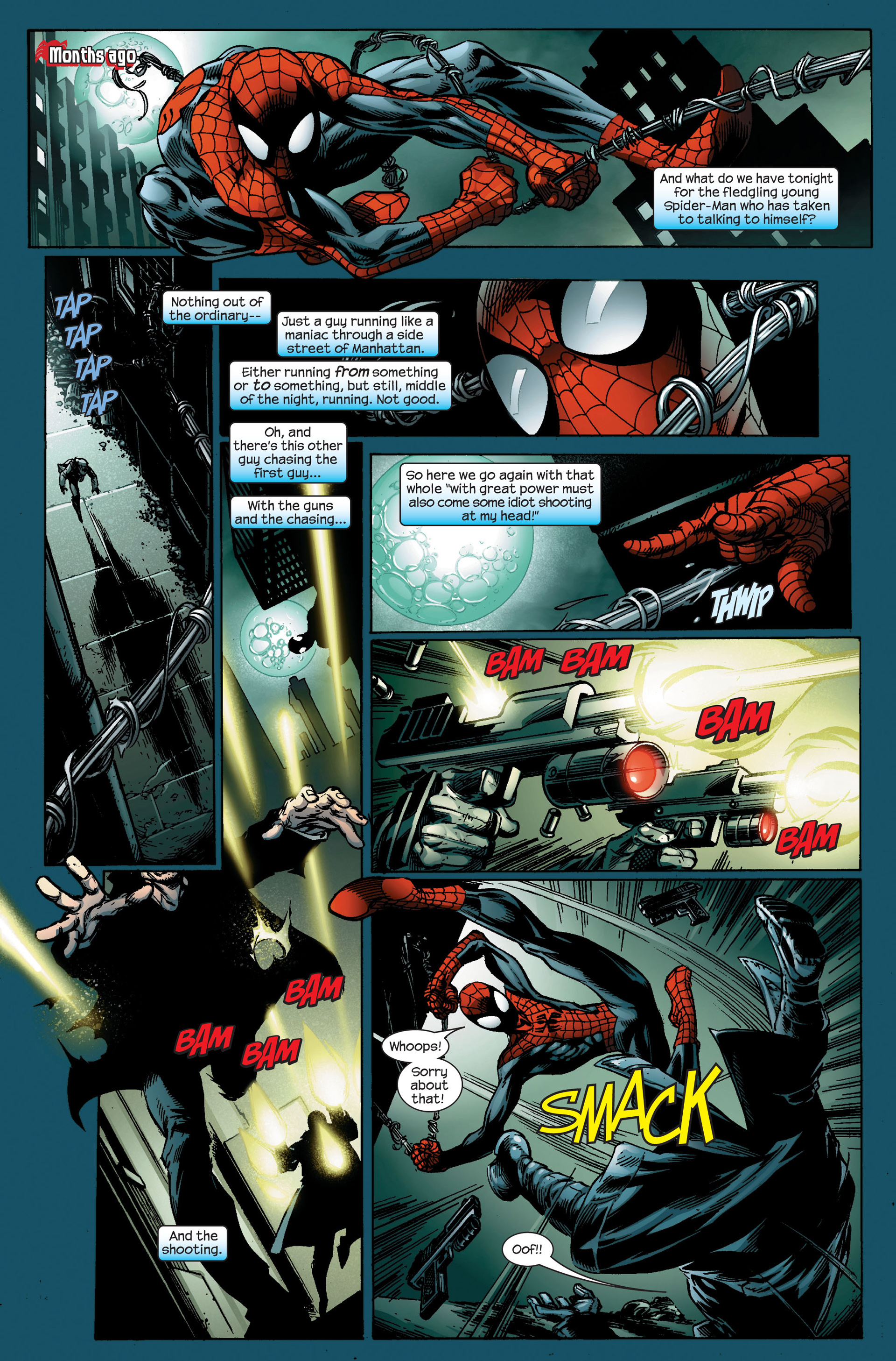 Read online Ultimate Spider-Man (2000) comic -  Issue #95 - 3