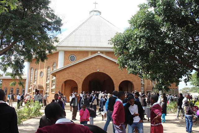 Catedral de Gokwe