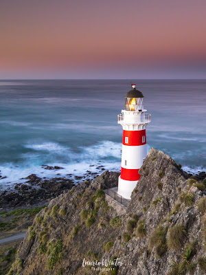 New Zealand, NZ, Lighthouse, Sunrise, Sunset, Cape Palliser, Wairarapa