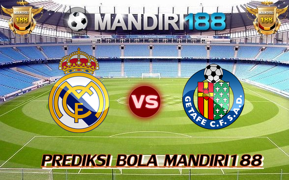AGEN BOLA - Prediksi Real Madrid vs Getafe 4 Maret 2018