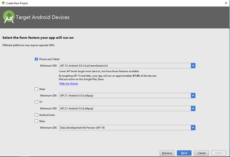 Android WebView application Prompt | Android Studio 2
