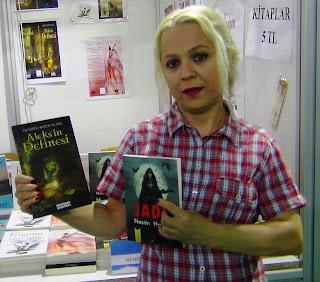 yazar Nesrin Hazer