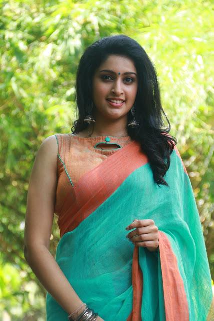 Actress Tanya Ravichandran Latest Stills - Telugu Movie -8594
