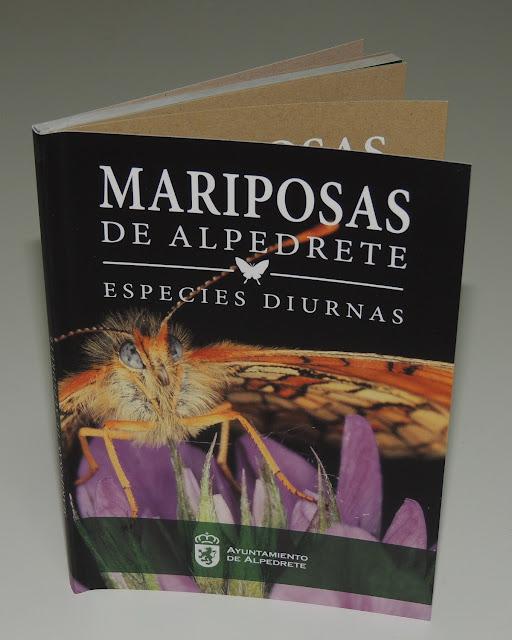 Guía de las mariposas de Alpedrete