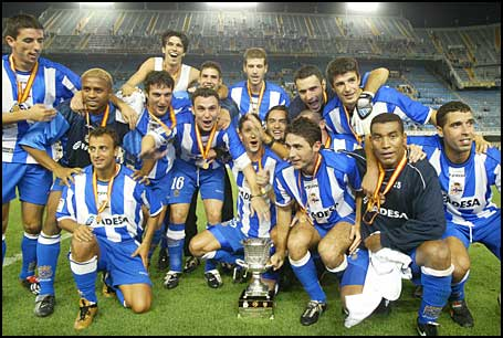 İspanya Ligi'nde Şampiyon Olan Takımlar Deportivo La Coruna - Kurgu Gücü
