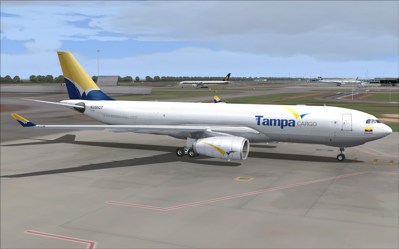 Fsx Cls A340-500 Download