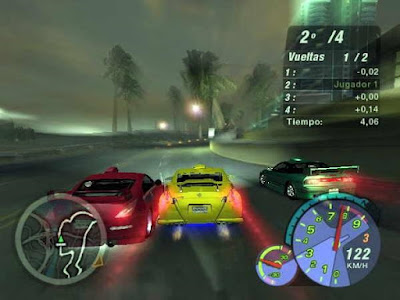 Download Need For Speed Underground 2 Game Setup