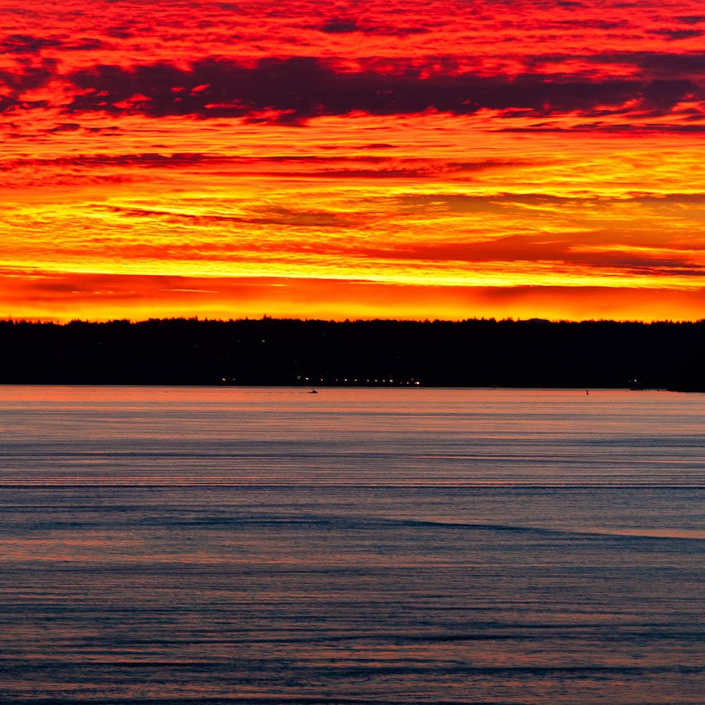 sunset on the seattle - photo #28